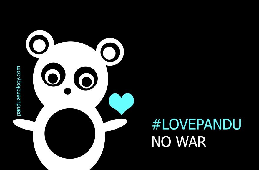 LovePanduNoWar