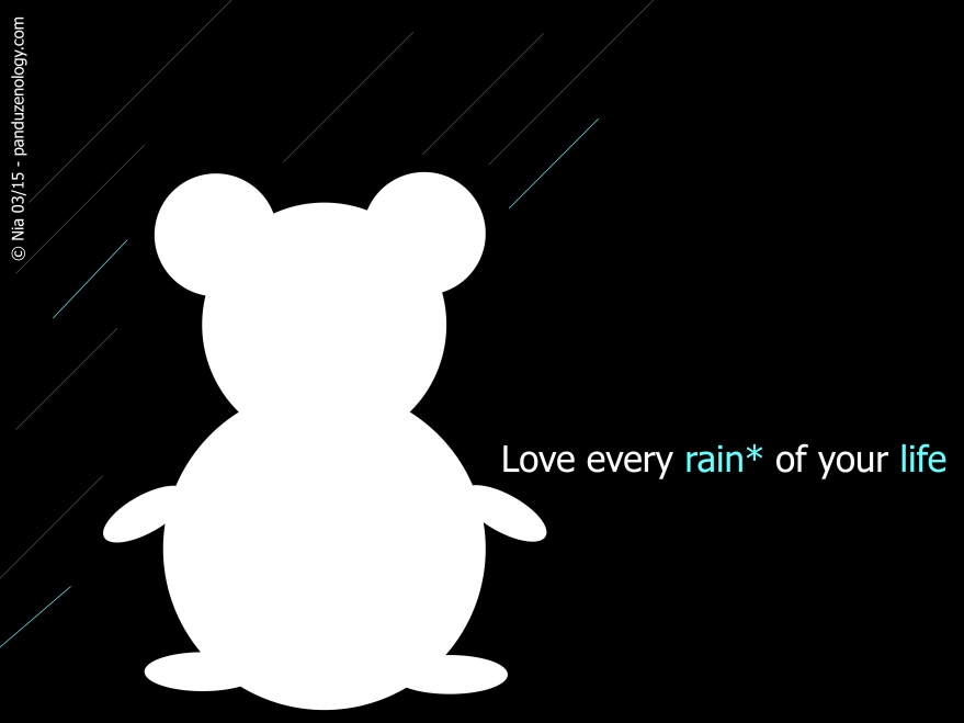 Pandu loves rain_November15
