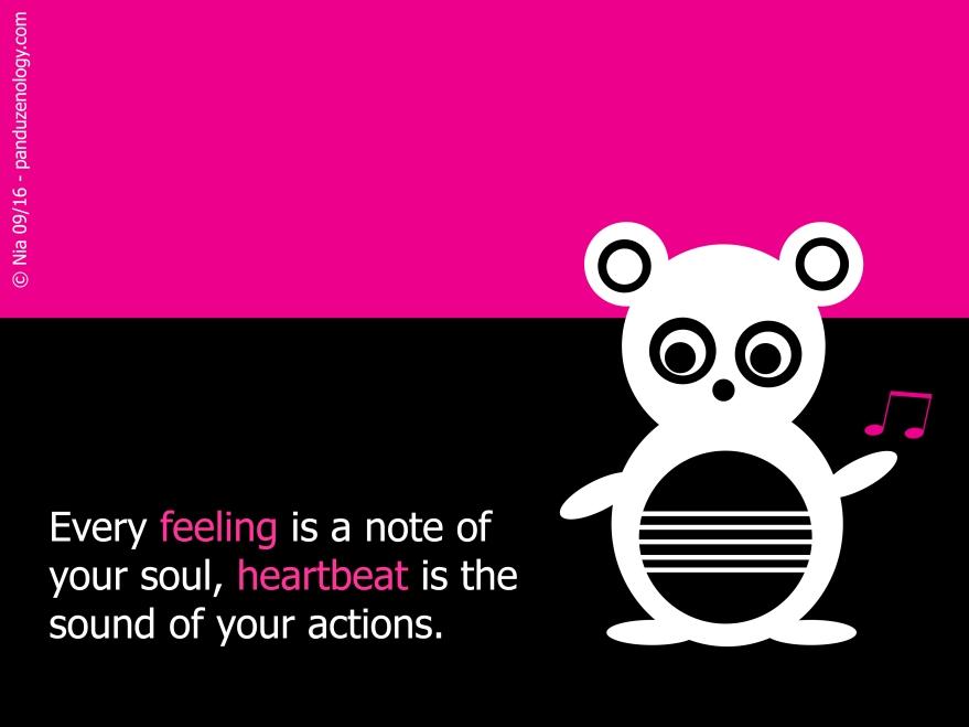 Pandu 09 feeling heartbeat